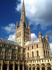 [Norwich Cathedral, Norfolk]
